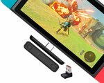Gulikit Air Route, Bluetooth Adapter for Nintendo Switch $32.98 + Delivery ($0 with Prime/ $39 Spend) @ Marval Power Amazon AU