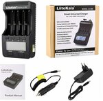 Liitokala Battery Charger Lii-500 US$15.24 (~A$21.60) & Lii-500S US$25.40 (~A$35.95) Delivered @ LiitoKala Official AliExpress