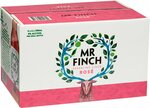Mr Finch Cider Rosé (8% v/v, 2.1 Std Drinks) 24×330ml $35 @ Liquorland