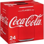 Coca-Cola Selected Varieties 24x375ml Cans $15.75 ($0.66/Can) @ IGA