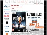 Battlefield 3 for PC - $56.75 Inc Shipping - in Stock in AU NOW ! Save over $30!
