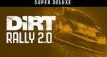 [PC] Steam - Dirt Rally 2.0 Super Deluxe Edition - $16.99 (was $84.99) - Fanatical