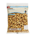 Cashews - Roasted & Salted - 800g for $10 ($12.50/kg) @ Coles