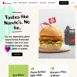 BOGOF ¼ Chicken Meal $13.90 @ Nando's (PERi-Perks Members)