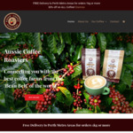 30% off All Coffee + $10.95 Delivery (Free to Perth Metro Areas for Orders 1kg+) @ Aussie Coffee Roasters
