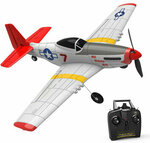 Eachine Mustang P-51D EPP RC Aircraft (Australian Stock) + 3 Batteries A$97.52 / US$69.74 Delivered @ Bangood
