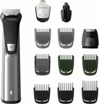 Philips Multigroom Series 7000 12-in-1 Trimmer $74.20 (RRP $139.00) Delivered @ Amazon AU