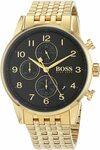 Hugo Boss Men Year-Round Chronograph Quartz Watch (Model No. 1513531) $295.95 Delivered (RRP Was $749.00) @ Janoshop Amazon AU