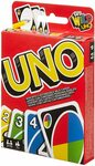 UNO Card Game $4.89 + Delivery (Free with Prime/ $39 Spend) @ Amazon AU