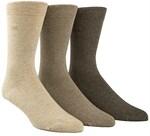 3 Pairs Calvin Klein Cotton Flat Knit Socks $9 (RRP $39.95) + More CK Socks @ David Jones (Free C&C Only)