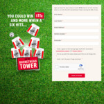 Win 1 of 5 $11,000 Cash Prizes or Donation/Merchandise/Voucher Prizes from KFC