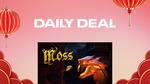 [Oculus] Moss on Oculus Quest $25.92 (44% off, Was $46.99) @ Oculus Store