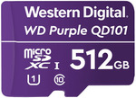 WD Purple Micro SD Card 512GB (½ Price) $85 + Shipping @ Rosman Computers