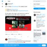 [PC] Free: Lara Croft and The Guardian of The Light | Lara Croft and The Temple of Osiris @ Square Enix via Twitter