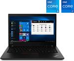 Lenovo ThinkPad P14s Gen 2 - Core i7-1165G7 4C/8T, Quadro T500, 16GB DDR4 / 512GB $1,999 Shipped (RRP $3,729) @ Lenovo