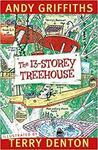 The Thirteen Storey Treehouse (Andy Griffith) Paperback $2 + Delivery ($0 with Prime/ $39 Spend) @ Amazon AU