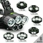 [eBay Plus] XM-L T6 LED Headlamp Head Light Flashlight Camping Lamp AU SELLER Head Torch $5.99 Delivered @ peterzhong2011 eBay