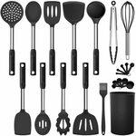 Megikio Kitchen Utensil, 13PCS Stainless Cooking Set $35.16 Delivered @ Megikio Au Amazon