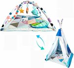 [Prime] Fun N Well My Journey Baby Play Gym $65.99 Delivered (Was $79.99) @ Well Reflection via Amazon AU
