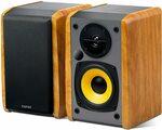 [Prime] Edifier R1010BT Wood Bluetooth Speakers $45 Delivered @ Amazon AU