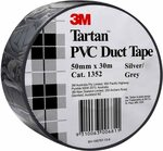 [Prime] 3M PVC Tartan Duct Tape - 50mm X 30m - $3.12 Delivered @ Amazon AU