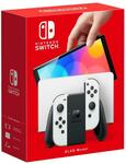 [Pre Order] Nintendo Switch Console OLED Model White or Neon $539 + $6.99 Delivery @ JB Hi-Fi