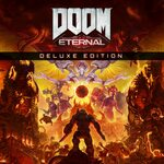 [PS4, PS5] DOOM Eternal Deluxe Edition - $47.83 @ PlayStation Store