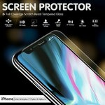 Free - Tempered Glass Screen Protector Apple iPhone 8/8s+ Delivered @ Kilka
