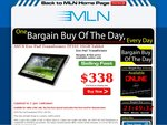 ASUS Eee Pad Transformer TF101 16GB Tablet $338 + Shipping MLN
