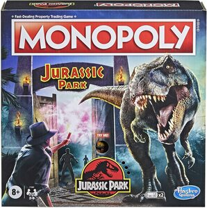 Monopoly Jurassic Park Edition $27.29 Transformers $20.99 Star Wars The Child $14.44 + Delivery (Free With Prime/$39) @ Amazon