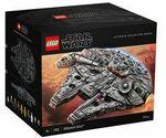 LEGO Star Wars Millennium Falcon 75192 $1,039.20 Delivered @ Target