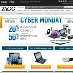 50% off Most Things at Zagg.com