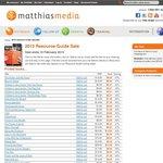 Matthias Media (Christian Bookshop) - Resource Sale (Books & eBooks). 30 to 59% off