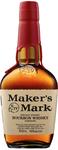 Maker's Mark Kentucky Straight Bourbon 700ml $38.90 at Dan Murphy's