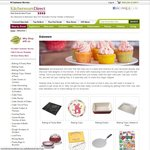 Kitchenware Direct 20% off Bakeware