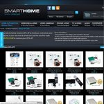 Smarthome.com.au - 25% off Selected Zwave Home-Automation Devices and Packages