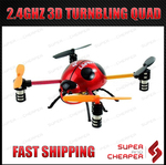 4CH QuadCopter 3D Turnbling Only $37 + Shipping, More Than 50% off RRP, AU STOCK! AU WARRANTY!