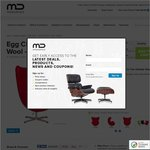 Reproduction Egg Chair $419 Incl Delivery (Was $719) @ Milan Direct