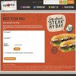 Oporto - BOGOF Boss Steak Roll