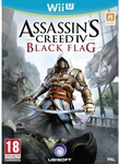 Assassins Creed IV 4 Black Flag Game Wii U $30.99 on OzGameShop.com