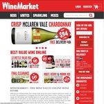 $25 off All Wine Orders - WineMarket