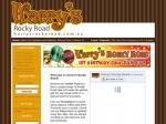 Harry's Rocky Road - 1st Birthday Sale - July 2009 - $1 off