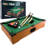 Tabletop Pool Table Complete with Accessories - $16 - Flat Nationwide Shipping of $9.15 @ MyDeal