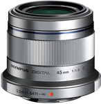 Olympus M.Zuiko 45mm f1.8 $275 + Shipping + Surcharge (<$300) @ Gerry Gibbs Camera Warehouse