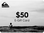 Quiksilver 24hr Giftcard Sale $30 for a $50 Giftcard, $70 for $100 Giftcard