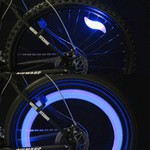LED Bike Spoke Light Blue Light (USD $2.49 Shipped) @MyLED.com