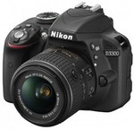 Nikon D3300 SLK Camera $550.16 after 8% Discount, $500.16 after $50 Cashback @ Dick Smith