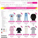 Peter Alexander - Sale Styles Nothing over $29