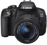 Canon 700D DSLR Camera with 18-55mm Lens for $609 @ Dick Smith