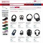 Deals on Sennheiser Refurbished Headphones @ GraysOnline